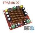 TPA3116 Placa Amplificador De Áudio Mono 150 W TPA3116D2 Digital Amplificadores DC12-26V