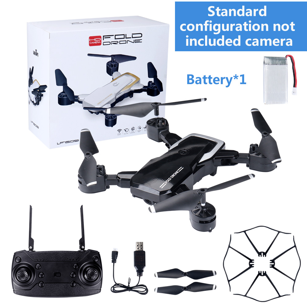 RC Airplanes LF609 Wifi FPV Drone Quadcopter with 0.3MP/2.0MP Camera Battery kid toy Grownups gift 8 11 Years remote controller-in RC Airplanes from Toys & Hobbies