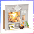 13511 diy wooden chalets spread gallery european store dollhouse store miniature doll house