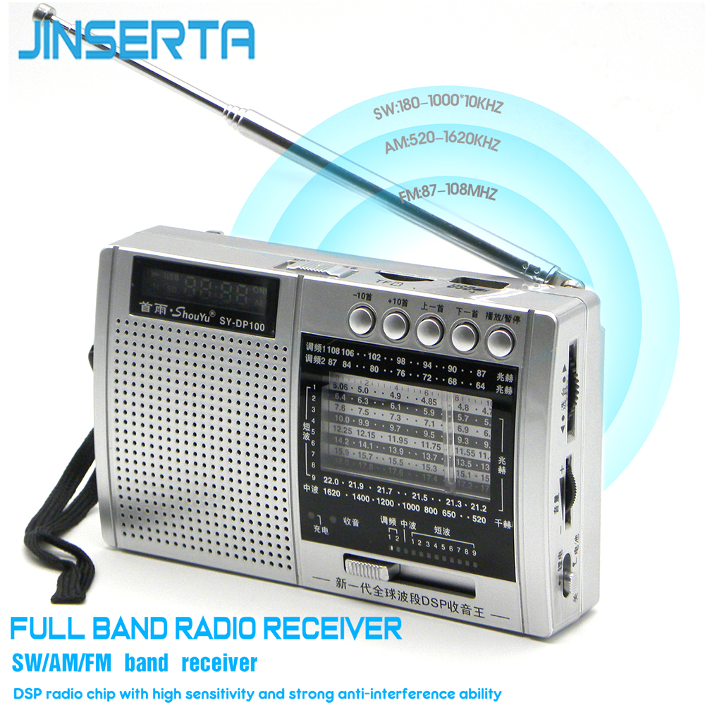 ⊱ Big promotion for portable pocket dsp stereo fm radio and get