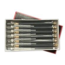 6 unids / pack Envío Gratis Herramientas de corte de vidrio profesional 6 unids / caja TOYO Glass Tile Cutter TC 17 B mango de metal