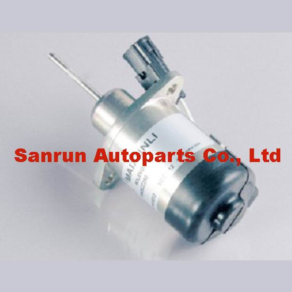 Fuel speed solenoid 25-38773-00 for V2203 CT4 Engine jiangdong engine parts for tractor the set of fuel pump repair kit for engine jd495