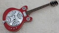 Бесплатная доставка 2016 Новый Высокое Качество Акустическая электрическая Резонатор Гитара