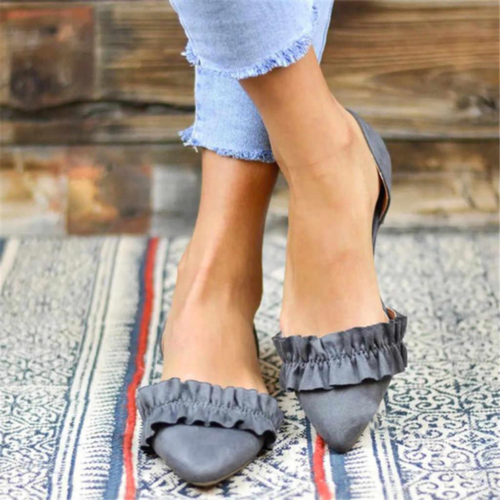 Vrouwen Dames Sandalen Schoenen Zomer Mode Wees Teen Platte Effen Kwastje Schoenen Woman Casual Loafers Enkele Schoenen Vrouwen Zapatos