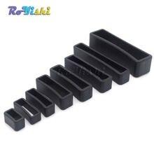 10 шт/упак пластиковые ремни квадратные петлевые пряжки для