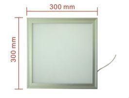 led panel light;160pcs 3528 led;size:300mm*300mm;10W