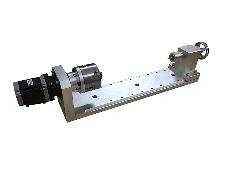 LY CNC 3040 cast iron step motor version 4 axis (6)