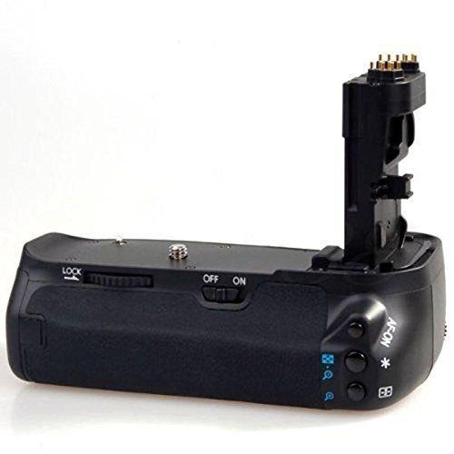 Meike MK-60D függőleges akkumulátor kézi fogantyú Canon EOS 60D BG-E9 BGE9 készülékhez