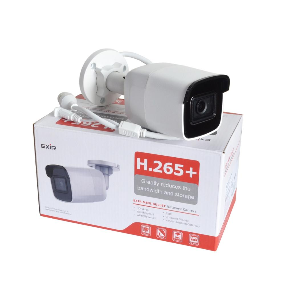 Original International version 8 MP(4K) DS-2CD2085G1-I Network Bullet Camera H265 CCTV Camera Powered by Dark with SD Card Slot