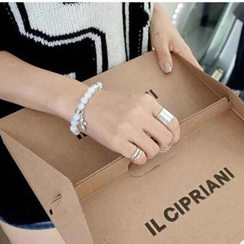 Women's Fashion Concise Simple Style Three-piece set Ring      8RD13