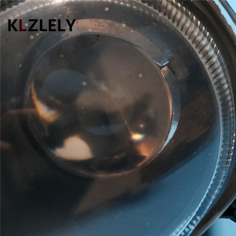 Pour BMW E53 X5 2000/01/02 phares antibrouillard style voiture 1 SET lampes - 4