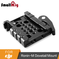 SmallRig Quick Relaese Dovetail Mount for DJI Ronin M With 1/4 & 3/8 Threaded Holes/Counterbores 1685