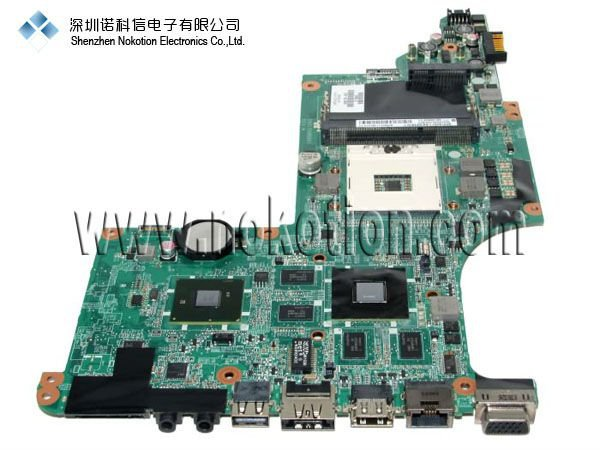 все цены на  630279-001 for HP Pavilion DV6T Laptop motherboard Intel ddr3 With ATI graphics card Mainboard  онлайн