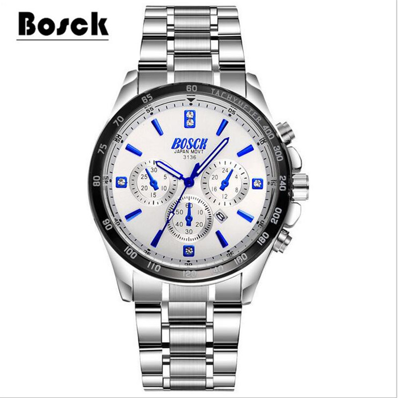 Quartz men's watches are a variety of watches and casual classic men's watches.
