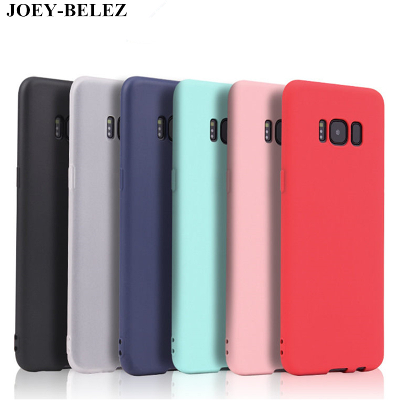 Matte-Cases Soft-Silicone-Case Prime Note-10 Plus Samsung Galaxy S10 For A3 A50/A70/J5