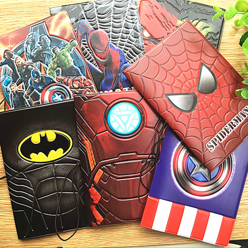 New Cartoon Passport Holders Men/women Travel Passport Cover Bag Pvc Leather 3D Design Cover On The Passport For Travel