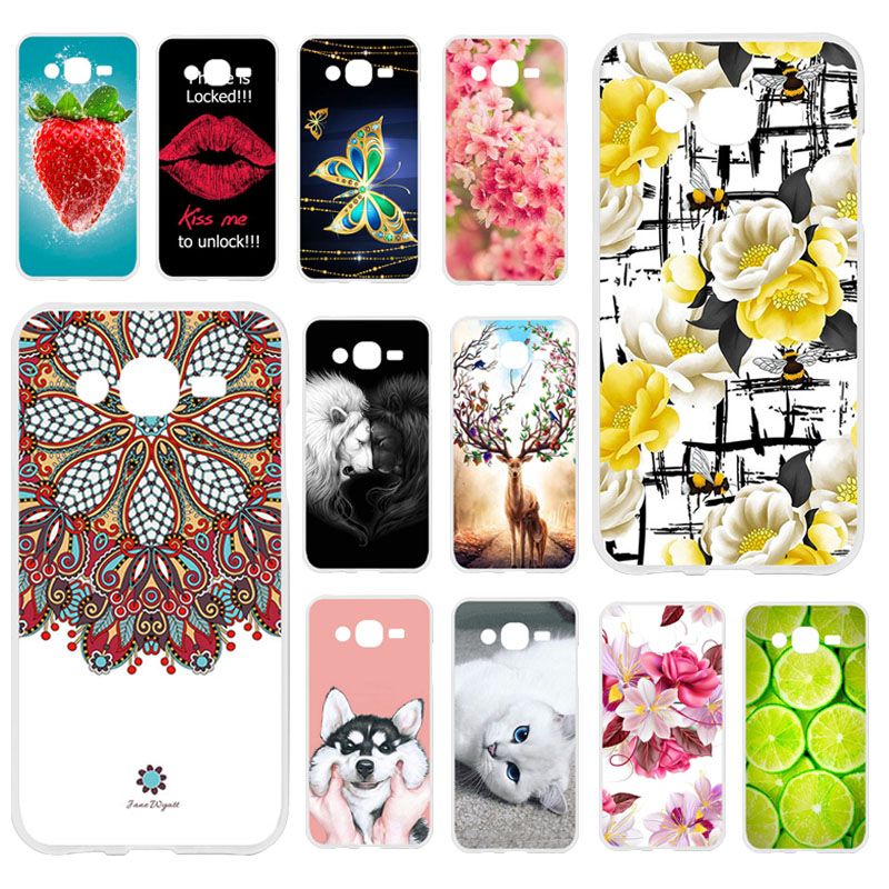 TAOYUNXI Cases For Samsung <font><b>J7</b></font> Nxt Case For Samsung <font><b>J7</b></font> Neo <font><b>J7</b></font> Core <font><b>J7</b></font> Nxt Duos dual-SIM J701F/DS J701M Soft Silicone Back Covers image