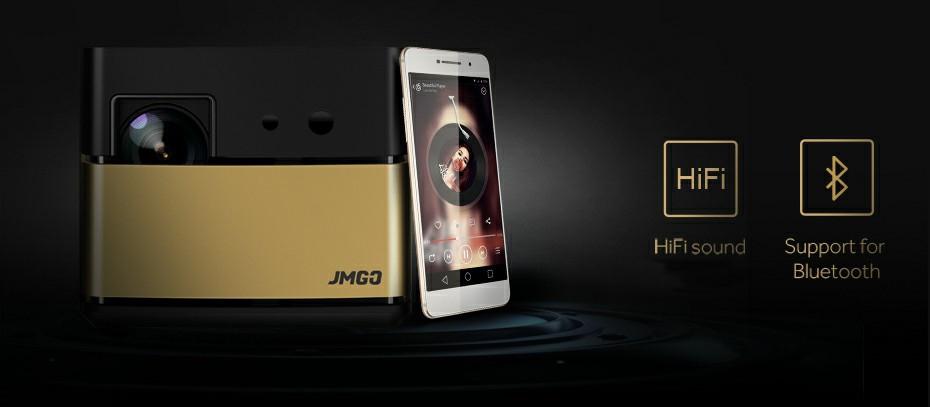 Jmgo V8 Led Projector  (7)