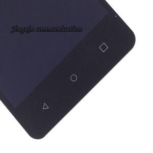 Image 5 - 4.5 inch Originele Voor BQ Aquaris M4.5 lcd scherm + touch screen componenten vervangen met m4.5 glazen scherm reparatie onderdelen + gereedschap