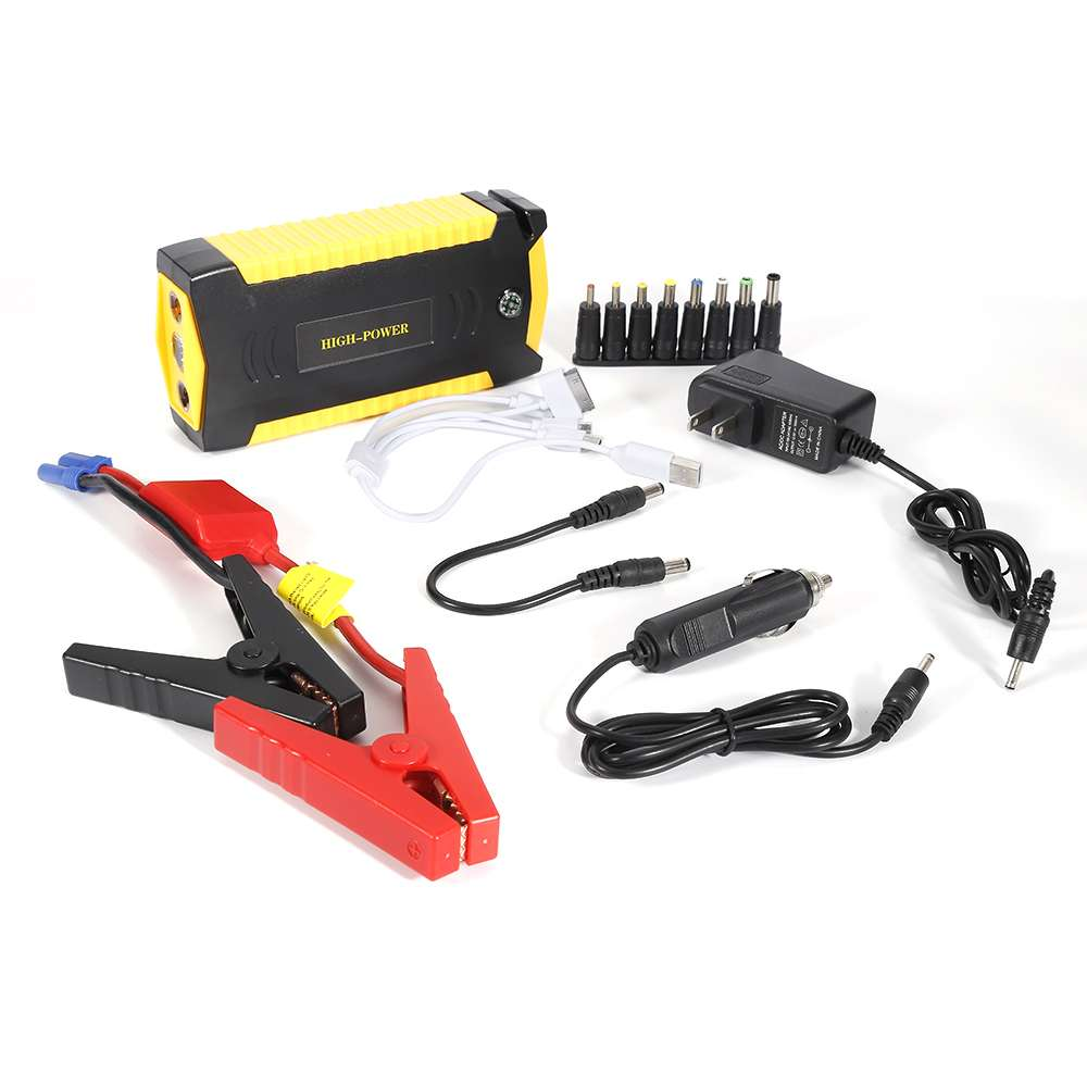 Car World owrm Store 69800mah Car Jump Starter Emergency Charger Booster Power Bank Battery  kit Car Charger Hot Sale a