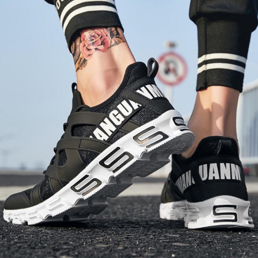 Sport 2 Hommes Sauvages Et 1 Confortable Printemps 3 Xmp036 Tendance Mode Respirant Livraison Casual Gratuite Run Chaussures Automne gPXwPaq