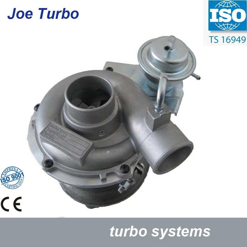 Turbo RHF5 8973544234 8973659480 24123A Turbine Turbocharger For ISUZU Rodeo Pickup 2003- 4JH1T 4JH1TC 4JH1-T 3.0L 130HP Gaskets