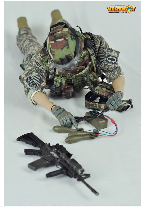 US $81 99 |VERY HOT US ARMY EOD Operation Iraqi Freedom Set 1/6(NO HEAD AND  BODY)-in Action & Toy Figures from Toys & Hobbies on Aliexpress com |