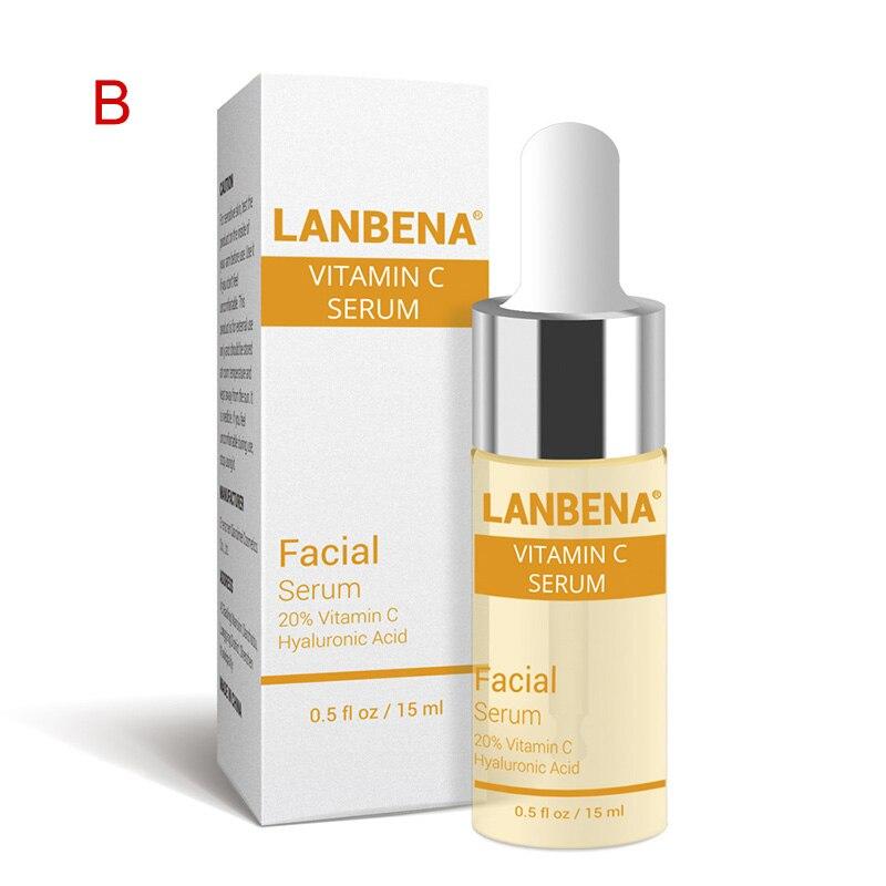 Essence Skin Care Liquid 15ml Vitamin C Argireline Hyaluronic Acid Moisturizing