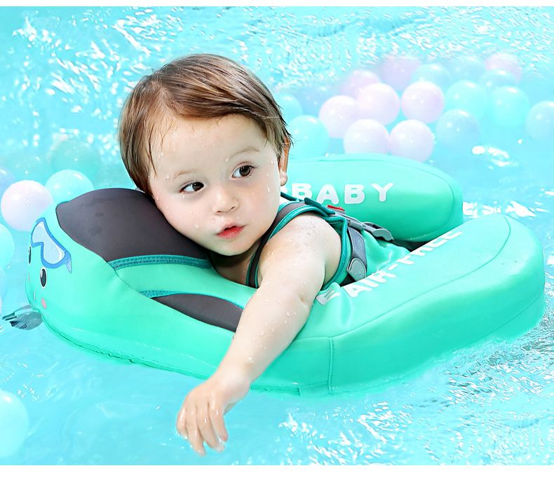 Baby Swimming Ring Solid No Inflatable Safety For accessories floating Floats Swimming Pool Toys (7)