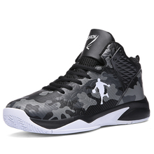 New Arrival Men Basketball Shoes Anti-Skid Cushioning Sneakers Boys High Quality Athletic Outdoor Sport Jordan Shoes Man недорго, оригинальная цена
