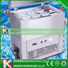 1500W 6 blocks Korea type commercial milk snow ice maker shipping by sea