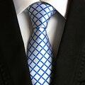 Mantieqingway Poliéster Laços De Seda para Homens Ternos de Negócio da Manta & Teste Padrão de Bolinhas Gravata Gravatás 8 cm Gravata Borboleta para o Casamento laços