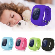 2017 Q50 Smart Kid Safe smart Watch SOS Call Location Finder Locator Tracker for Child Anti Lost Monitor Baby Wristwatch Gifts