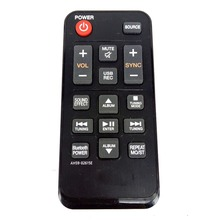 USED Original For SAMSUNG Home Theater System Remote control AH59-02615E AH5902615E fit for TWJ5500ZA TW-J5500