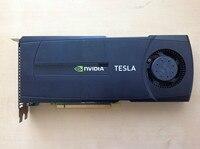 Tesla C2075 GPU accelerator card Warranty 3 years used like new
