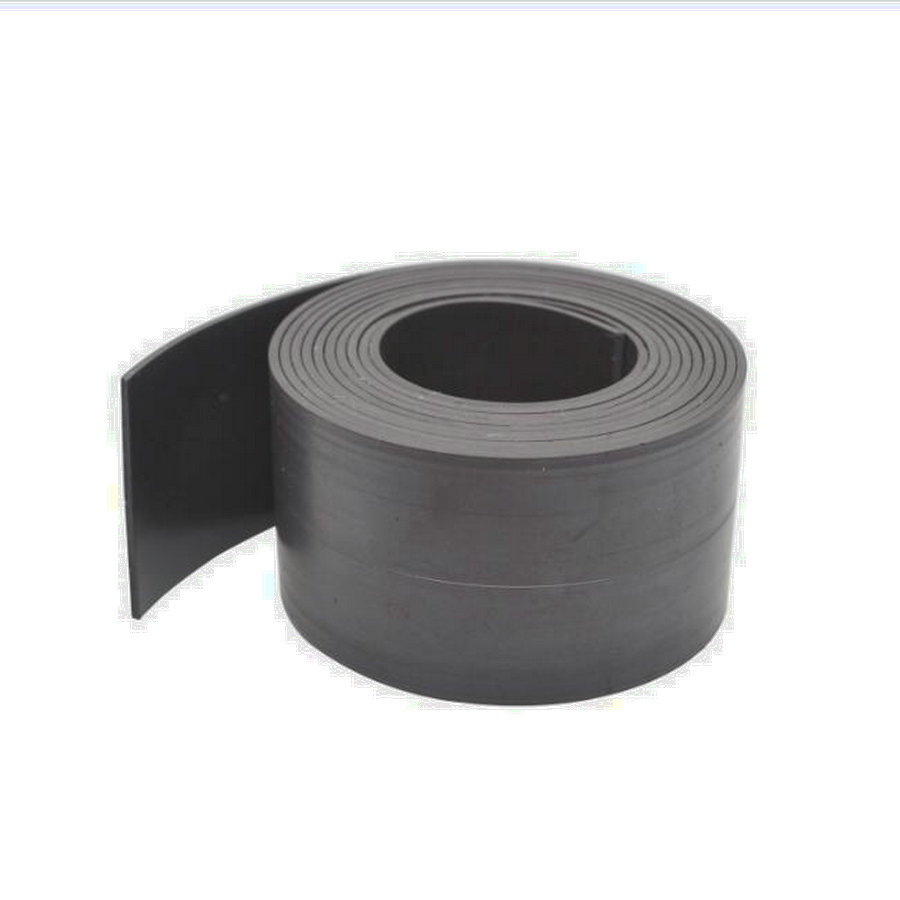 1Meters  Flexible Magnetic Strip 1M Rubber Magnet Tape width 40mm thickness 1.5mm 5pcs magnet sheet a4 thickness 1mm rubber magnetic strip tape flexible magnet diy craft tape
