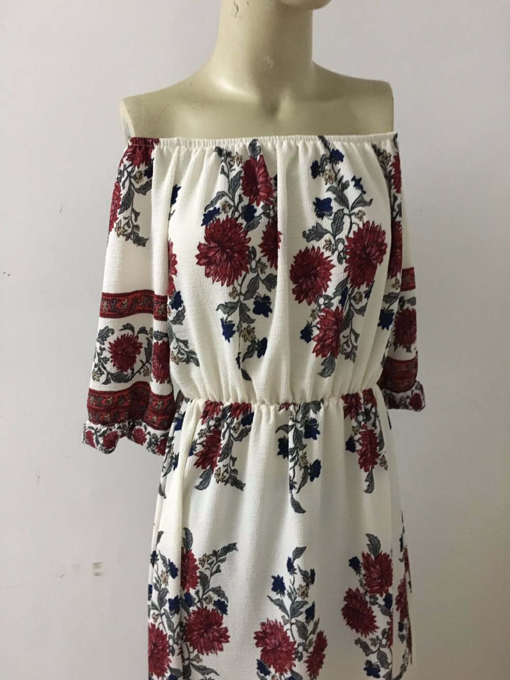 Bohemia maxi dress 1