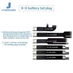 Image 2 - Cable de reparación inteligente JC C1 Detector de corriente y voltaje para iPhone 6 6 s 7 8 8 P X placa base culpa de enraizamiento de reparación