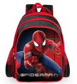 2017 Hot Cartoon Superhero Spiderman Backpacks For Kids Children School Bags Primary Backpack Boys Mochila