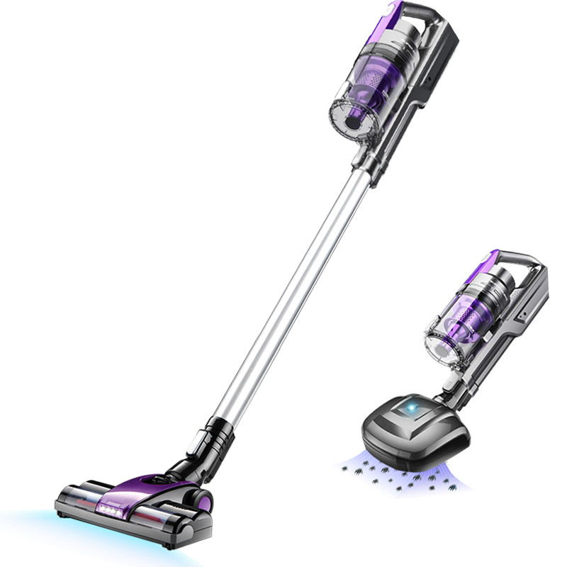 Wireless Vacuum Cleaner Sweeper Car Cleaners Dust Collector UV Sterilization Household Small Charging Mode Strong Suction
