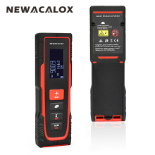 Discount! NEWACALOX 30M 70M 100M IP54  Digital Laser Distance Meter Mini Rangefinder Laser Range Finder Diastimeter Measure Tester Tool