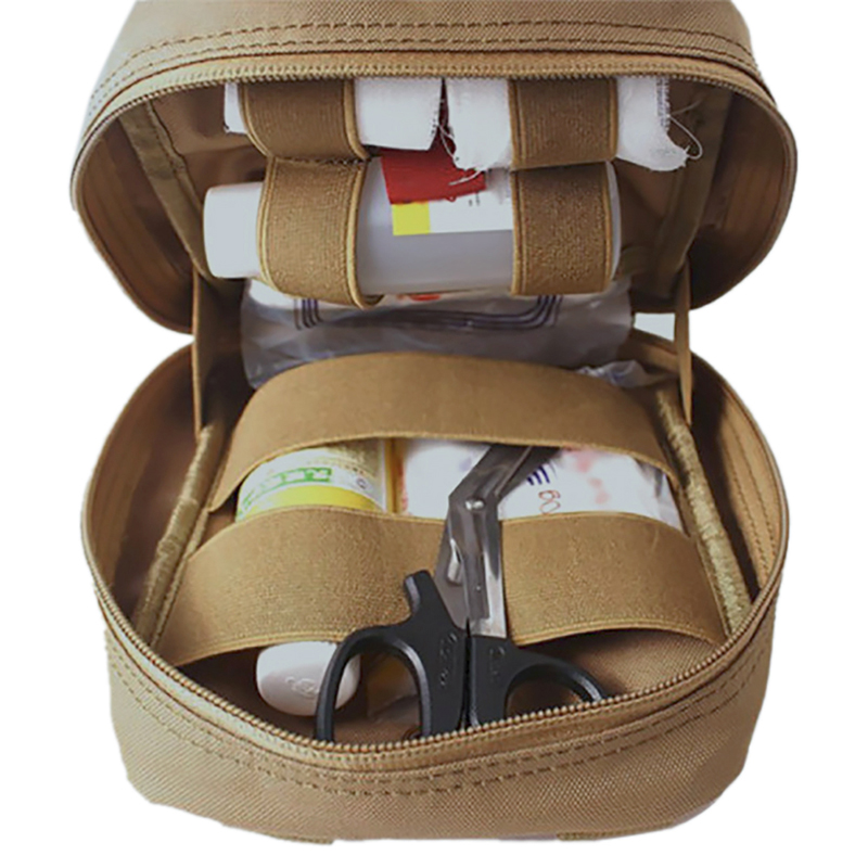 Novi taktički medicinski prve pomoći Bag Bag Molle Medicinski EMT - Sportske torbe - Foto 4
