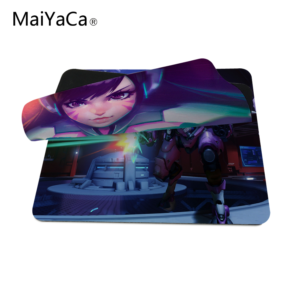 d64613554 MaiYaCa Unique Design Dva New MousePads for Size 18x22cm and 25x29cm Not  Lock Edge Mouse pad