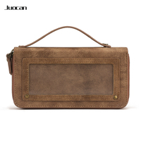 Juocan Wallet Case For Samsung Stylus Fine PU Leather Multifunctional Mobil Phone Bag 4 Colors Available