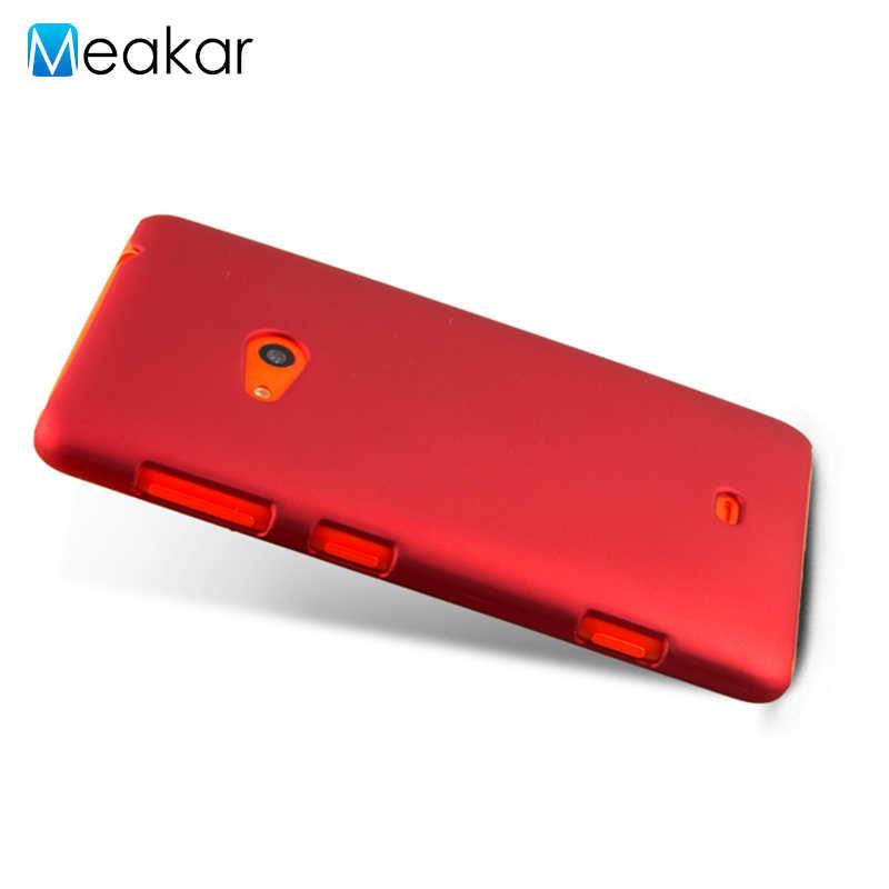 Матовый пластиковый чехол для Coque 4,7 для Nokia Lumia 625 чехол для Nokia Lumia 625 чехол для телефона