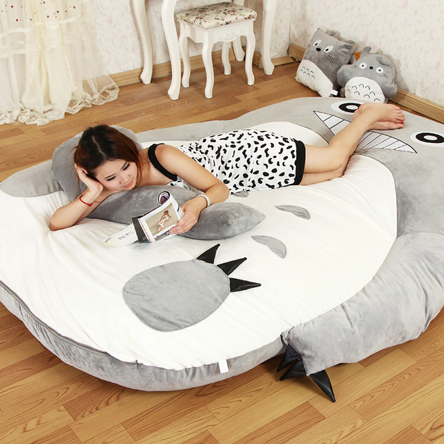 5 Size Giant Totoro Bed (2 design)