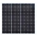 3*100 w 300 W стекла  солнечные панели дома кремния солнечной системы модуль комплект заряд открытый монокристаллического клетки питания солнеч...