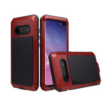 Luxury Doom Armor Heavy Duty Case S10 S10Plus NOTE 9 Metal Shockproof Cover For Samsung S8 S8plus Note8 S9 S9Plus case