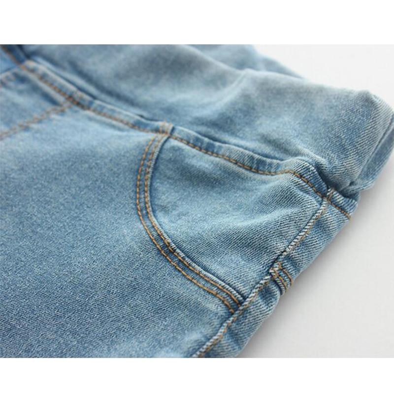 Image 5 - Rihschpiece 2018 Autumn Jeans Leggings Women Punk Black Jeggings High Waist Pants Slim Push Up Legging RZF1352-in Leggings from Women's Clothing