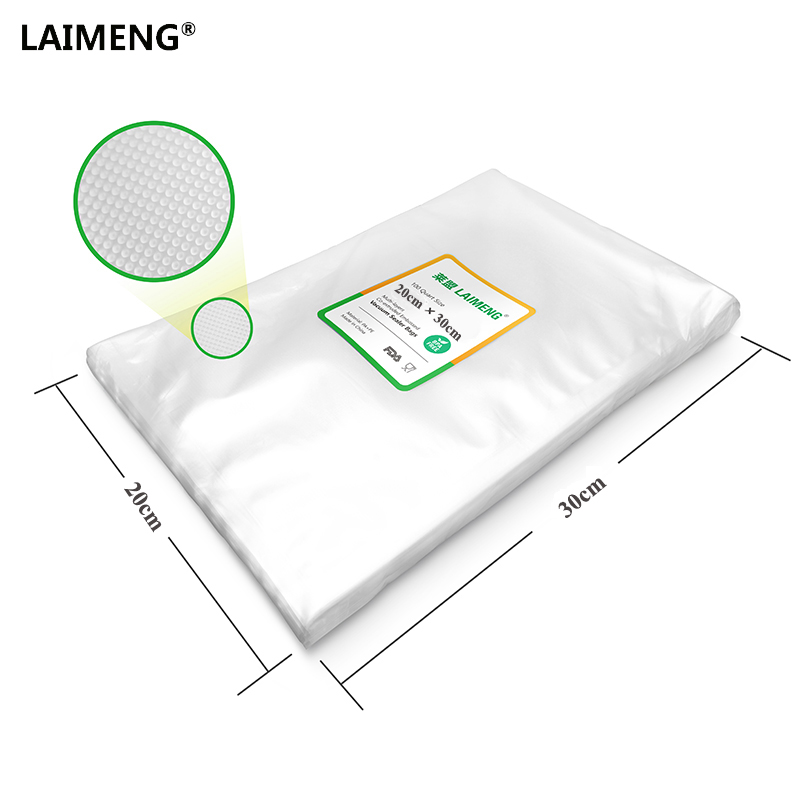 Vacuum Packing Bags Food Freshness For Vacuum Packer 25pcs Vacuum Bag Vacuum Food Sealer Storage Bags With Pre-cutting clothes vacuum packing clothes storage bags